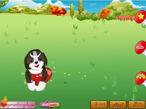 宠物婚礼小游戏,flash小游戏