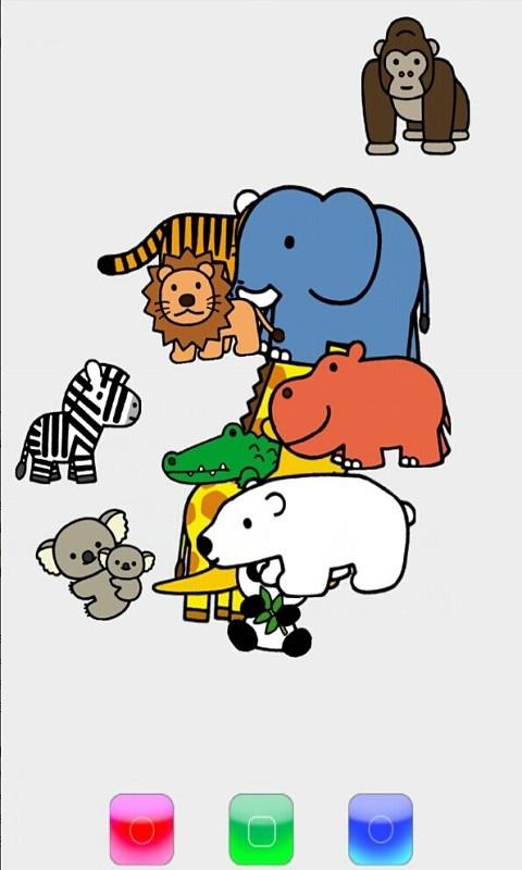 儿童学英语动物篇
